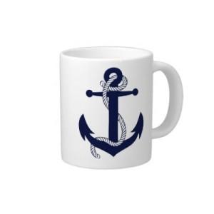 Espresso Mug (Anchor)