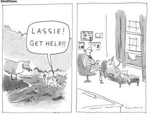 lassie_comic