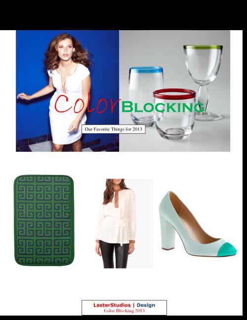 ColorBlocking2013