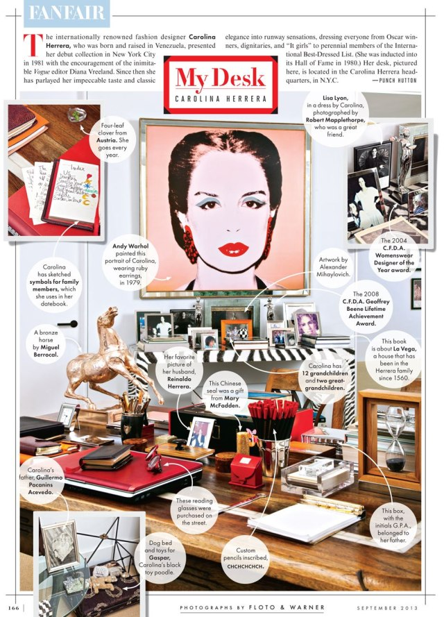 carolina-herrera-my-desk